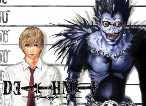 Death Note by 50verdes
